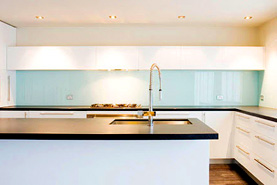 Splashbacks Glassforce Structural Frameless Glass